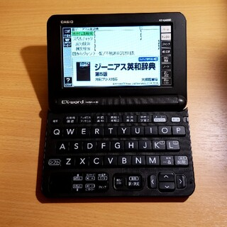CASIO EX-word   DATAplus10 XD-G4800