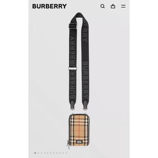 バーバリー(BURBERRY)のBurberry フォンケース(iPhoneケース)