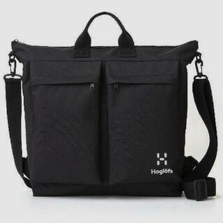 ホグロフス(Haglofs)のホグロフス ヘルメットバッグ ブラック(バッグパック/リュック)