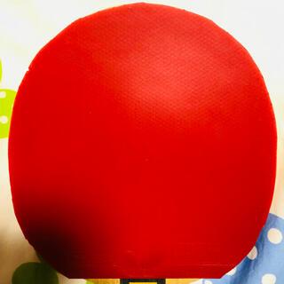 バタフライ(BUTTERFLY)の卓球ラバー テナジー05  レッド 特厚(卓球)