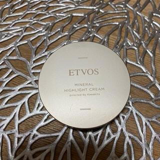 エトヴォス(ETVOS)のエトボス ミネラルハイライトクリーム(フェイスカラー)