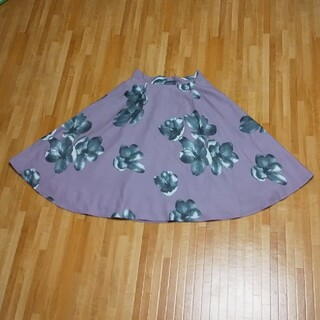 セシルマクビー(CECIL McBEE)の膝丈スカート(ひざ丈スカート)