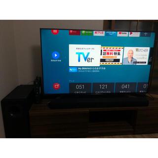 ブラビア(BRAVIA)のKJ-49X9000F BRAVIA 4K テレビ SONY(テレビ)