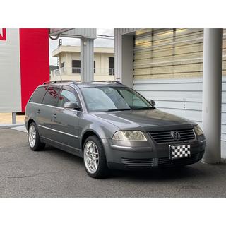 Volkswagen -  ✰✰ D検2年付!VW パサート ワゴン 走行7.7万キロ ✰✰
