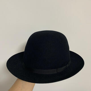 Borsalino - james rock ハット 黒