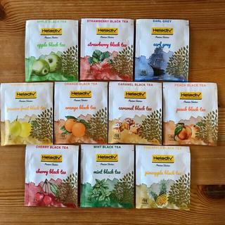 (お試し10P) スリランカ紅茶 Heladiv 10種類フレーバー(茶)