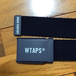 ダブルタップス(W)taps)のWTAPS belt acrylic navy(ベルト)