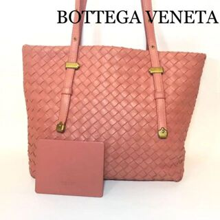ボッテガヴェネタ(Bottega Veneta)の【R様専用】ボッテガ ヴェネタ トート バッグ ピンク(トートバッグ)