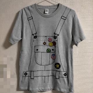 グラニフ(Design Tshirts Store graniph)のグラニフ graniph Tシャツ オーバーオール柄(Tシャツ/カットソー(半袖/袖なし))