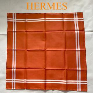 エルメス(Hermes)の未使用 HERMES タグ付 お洒落なハンカチ ジャカード(ハンカチ)