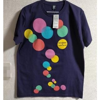 グラニフ(Design Tshirts Store graniph)のグラニフ graniph Tシャツ バブル柄 パープル(Tシャツ/カットソー(半袖/袖なし))