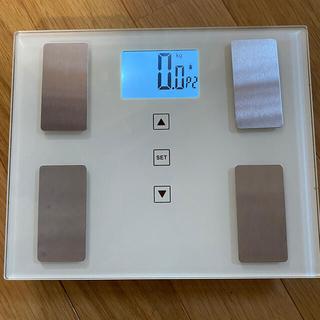 アイリスオーヤマ(アイリスオーヤマ)の体重体組成計(体重計/体脂肪計)