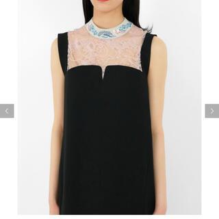 マメ(mame)の【新品未使用】Mame Kurogouchi ドレス 2020SS(ひざ丈ワンピース)
