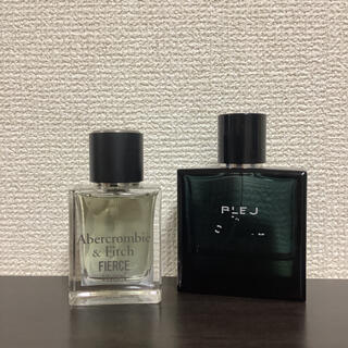 アバクロンビーアンドフィッチ(Abercrombie&Fitch)のアバクロ フィアス 30ml 香水(香水(男性用))