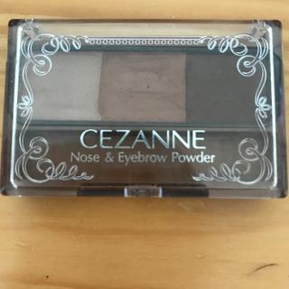 セザンヌケショウヒン(CEZANNE(セザンヌ化粧品))のセザンヌアイブロウ 02ナチュラル(パウダーアイブロウ)