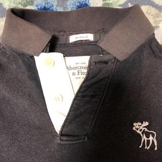 アバクロンビーアンドフィッチ(Abercrombie&Fitch)のアバクロ  ポロシャツ  メンズ(ポロシャツ)