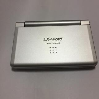 カシオ(CASIO)の電子辞書   CASIO  EX-word R820(その他)