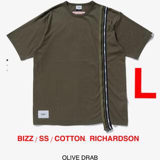 ダブルタップス(W)taps)のBIZZ / SS / COTTON. RICHARDSON L(Tシャツ/カットソー(半袖/袖なし))