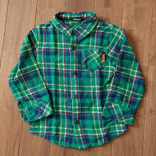 キムラタン(キムラタン)のラキエーベ ネルシャツ 95サイズ(Tシャツ/カットソー)
