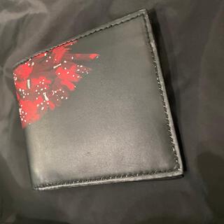 マルセロブロン(MARCELO BURLON)のMarcelo Burlon マルセロバーロン 財布 (折り財布)