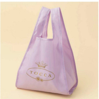 TOCCA - 【お値下げ】美人百花9月号 特別付録 エコバッグ TOCCA