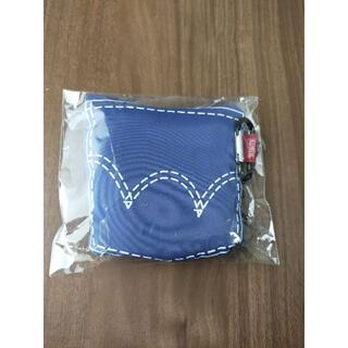 エドウィン(EDWIN)の非売品 EDWIN エドウィン 折り畳み式エコバッグ ブルー(エコバッグ)