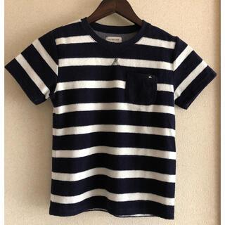 クイックシルバー(QUIKSILVER)の【QUIKSILVER】ボーダTシャツ(Tシャツ/カットソー)