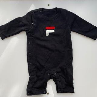 フィラ(FILA)の子供服 80 FILA ロンパース 双子(ロンパース)