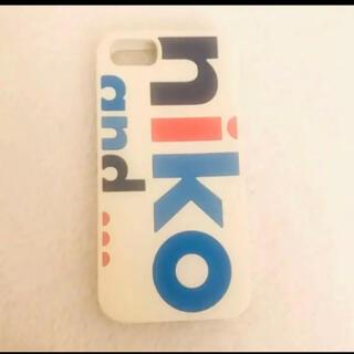 ニコアンド(niko and...)のニコアンド/iPhoneケース(iPhoneケース)