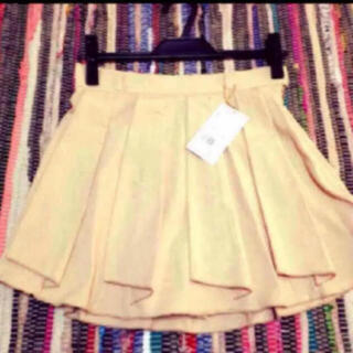 セシルマクビー(CECIL McBEE)の新品 セシルマクビー キュロットスカート (キュロット)