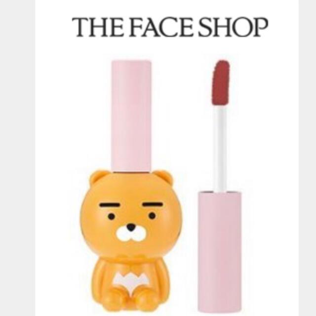 THE FACE SHOP(ザフェイスショップ)のザフェイスショップ★カカオフレンズライアンティント コスメ/美容のベースメイク/化粧品(口紅)の商品写真