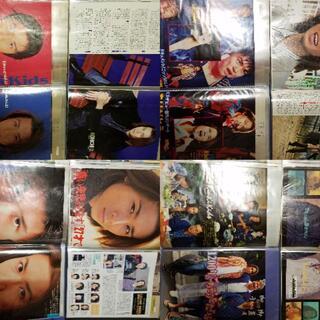 3■KinKiKids切り抜きファイル400p■1997~98キンキキッズ堂本光(アイドルグッズ)