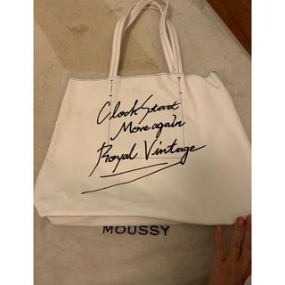 マウジー(moussy)のmoussy トートバック 新品完売(トートバッグ)