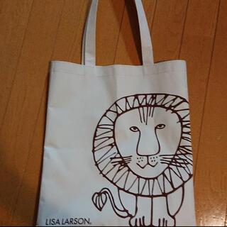 リサラーソン(Lisa Larson)のリサラーソン トートバック ライオン(エコバッグ)