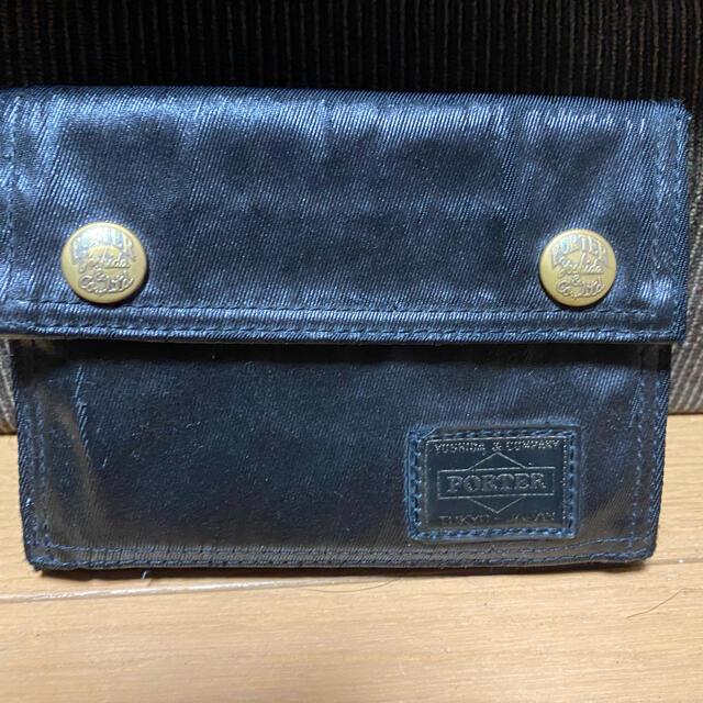 PORTER(ポーター)のPORTER 財布 メンズのファッション小物(折り財布)の商品写真