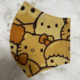 サンリオ(サンリオ)のサンリオ ちぎりパン風 インナーマスク (その他)
