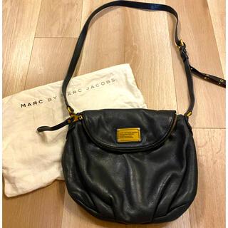 マークバイマークジェイコブス(MARC BY MARC JACOBS)のマークバイマークジェイコムス ショルダーバック 黒 バック袋付き(ショルダーバッグ)