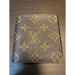 ルイヴィトン(LOUIS VUITTON)の【送料無料】 ルイヴィトン 小財布 紙幣入れ (財布)