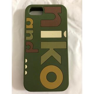 ニコアンド(niko and...)のniko and... ニコアンド スマホケース(iPhoneケース)