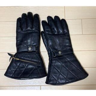 ハーレーダビッドソン(Harley Davidson)のPOWWOW パウワウ グローブ ロング ガントレット Lサイズ(手袋)