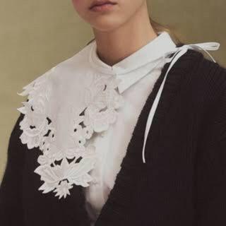 ドゥロワー(Drawer)のcecilie bansen セシリーバンセン つけ襟(つけ襟)
