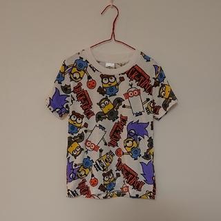 ミニオン(ミニオン)のミニオンズ ハロウィン柄Tシャツ 【130】(Tシャツ/カットソー)