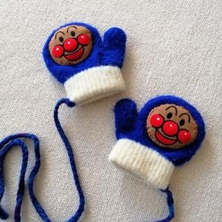 バンダイ(BANDAI)のアンパンマン ベビー手袋(手袋)