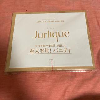 ジュリーク(Jurlique)の&ROSY 12月号付録 バニティ(その他)