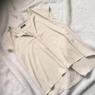 シップス(SHIPS)のSHIPS スキッパーシャツ(シャツ/ブラウス(半袖/袖なし))