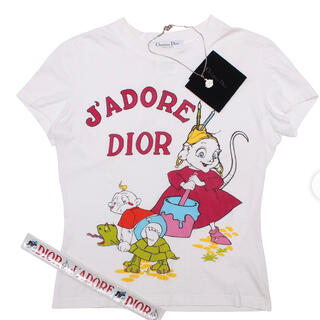 クリスチャンディオール(Christian Dior)のChristian Dior ディオール  Tシャツ 限定品 新品 希少レア☆(Tシャツ(半袖/袖なし))