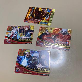 ニンテンドウ(任天堂)のNARUTO ナルティメットミッションカード(アニメ/ゲーム)