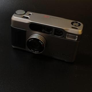 キョウセラ(京セラ)のCONTAX T2 コンタックス データパック付き、レンズ制御電子部品交換済!(フィルムカメラ)