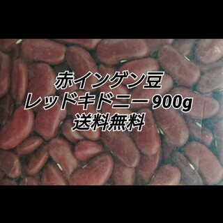 レッドキドニー900g/Red Kidney 乾燥豆(米/穀物)