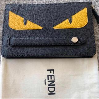 フェンディ(FENDI)のFENDI クラッチバック フェンディ 新品同様(セカンドバッグ/クラッチバッグ)